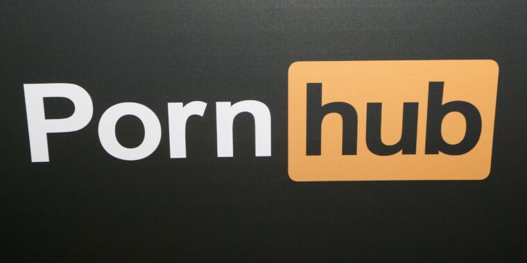 Millions of videos purged from Pornhub amid crackdown on user content thumbnail