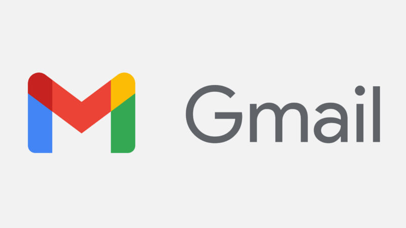Gmail's logo. It still looks like this. Get used to it.