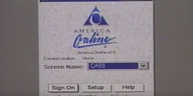 Stroll down memory lane with this 1996 instructional video on How To Internet thumbnail