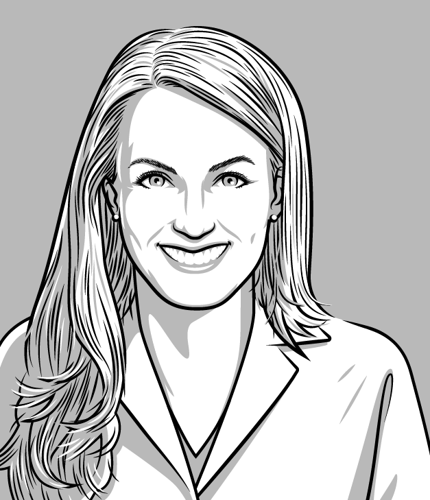 Pediatrician Agnieszka Czechowicz, Stanford University