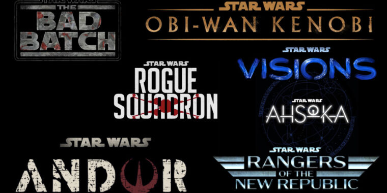 Image of article 'Disney+ drops Andor teaser, announces gazillion other Star Wars projects'