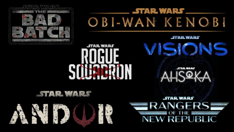 Disney+ drops Andor teaser, announces gazillion other Star Wars projects |  Ars Technica