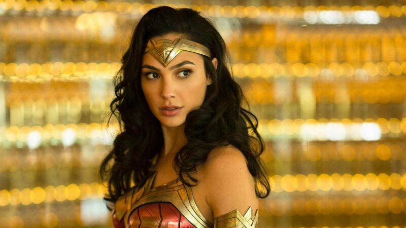 Wonder Woman is going to be extra shiny on modern TVs.