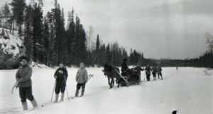 The nine adventurers were all experienced cross-country skiers. None would survive the journey.