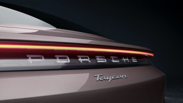 Porsche adds a cheaper, lighter Taycan to its electric lineup