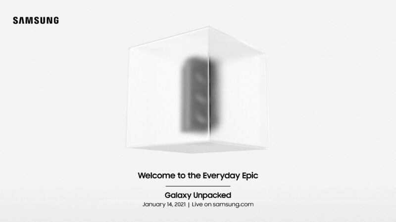 Samsung is unveiling the Galaxy S21 earlier than ever, on January 14