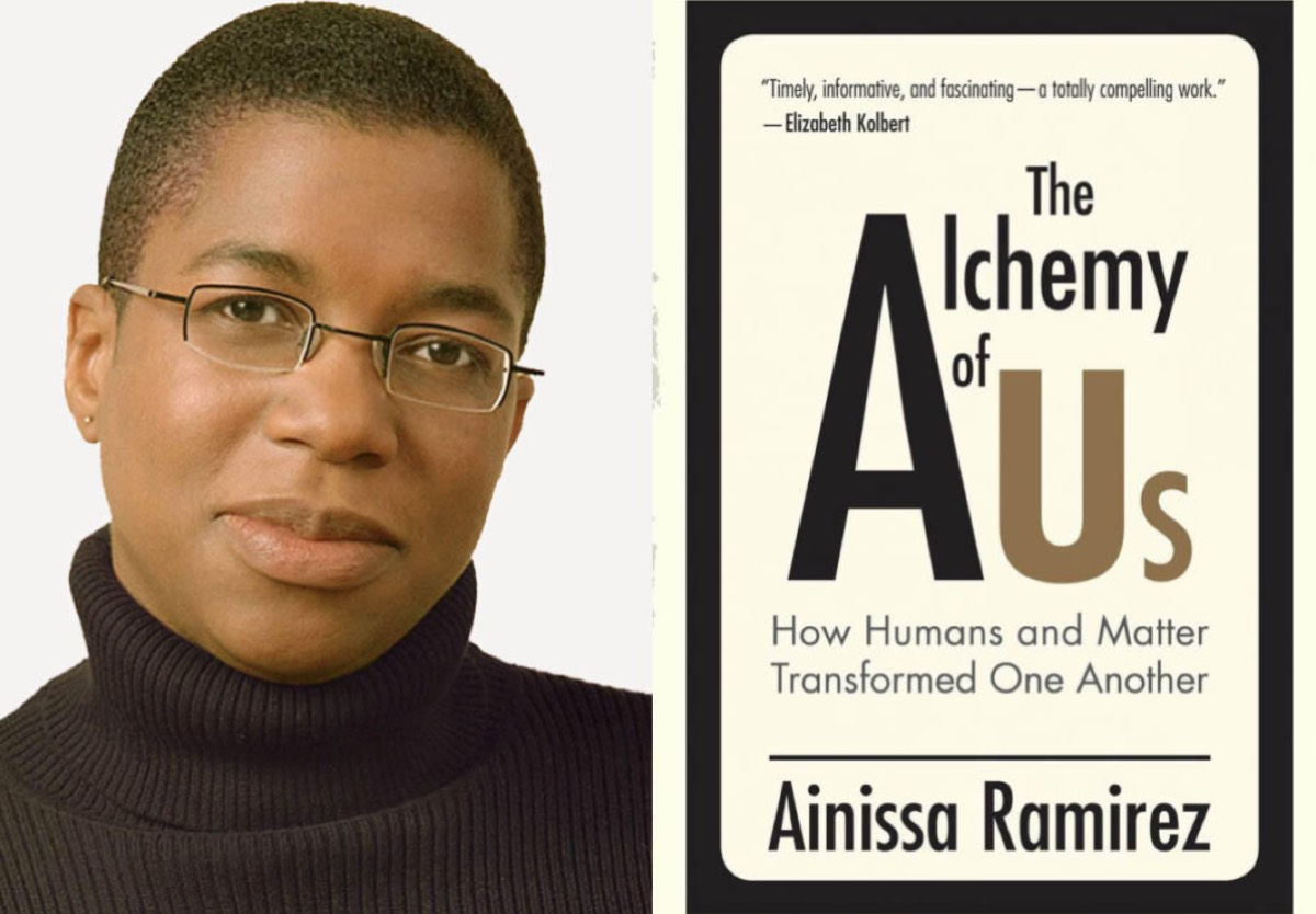 Physicist and science evangelist Ainissa Ramirez explores how we are shaped by technology, and vice versa, in her book, <em>The Alchemy of Us</em>.