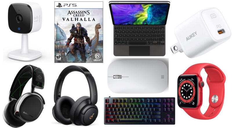 Today's best technology deals: Apple Magic Keyboard, Assassin's Creed Valhalla and more