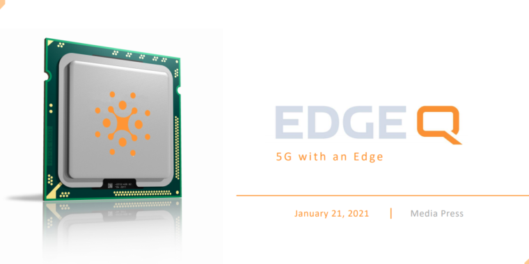 New RISC-V hardware designs from 5G startup EdgeQ