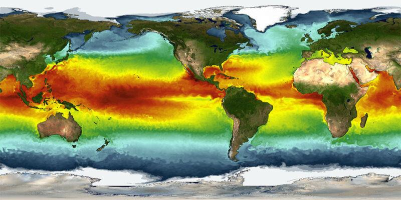 یک مطالعه نشان می دهد که ما قبلاً متعهد به گرم شدن کره زمین هستیم - چیزی شبیه به آن