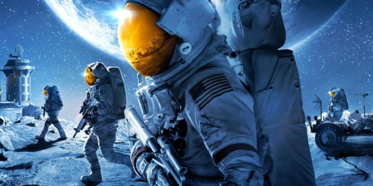 Lunar war brews and NASA gets militarized in For All Mankind S2 trailer