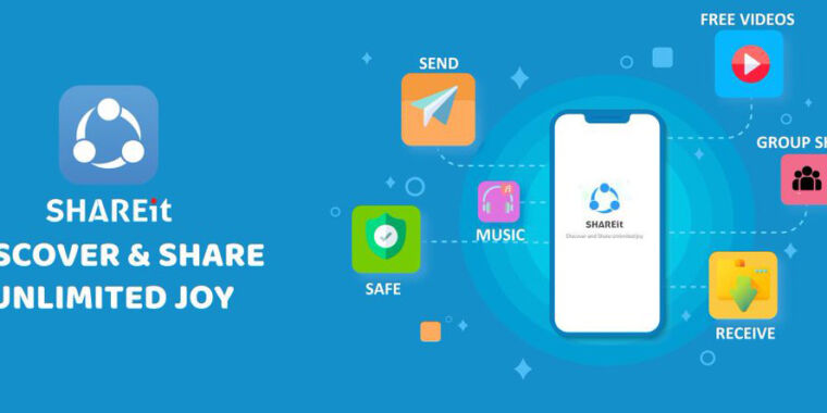 """""""ShareIt"""" Android app with over a billion downloads is a security nightmare"""
