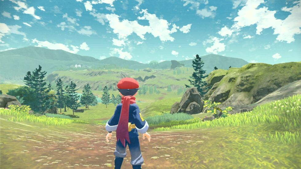 Pokémon Legends: Arceus' stealth-infused open world hits Switch in 2022