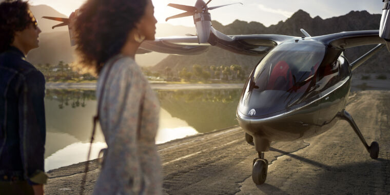 United Airlines orders 200 vertical-takeoff electric planes thumbnail
