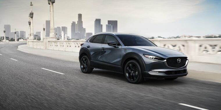 The Mazda CX-30 Turbo: How I learned to love the crossover