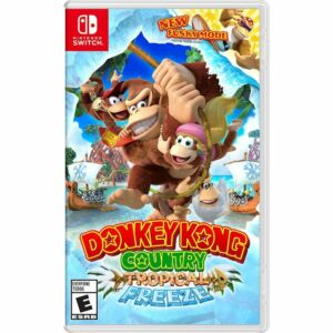Donkey Kong Country: Tropical Freeze product image
