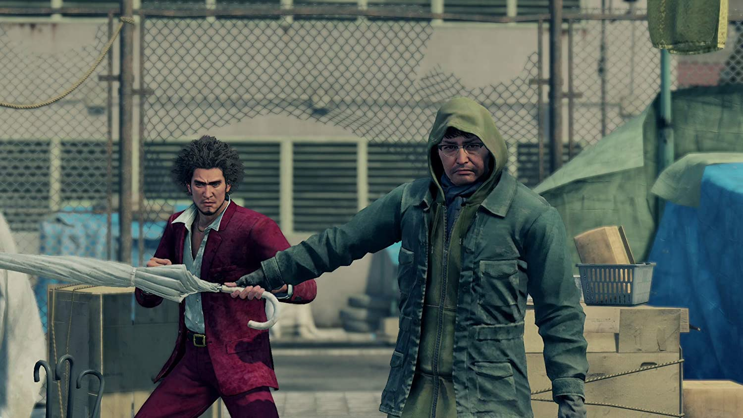 <em>Yakuza: Like a Dragon</em> was one of our favorite games of 2020.