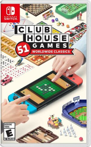 Clubhouse Games product image