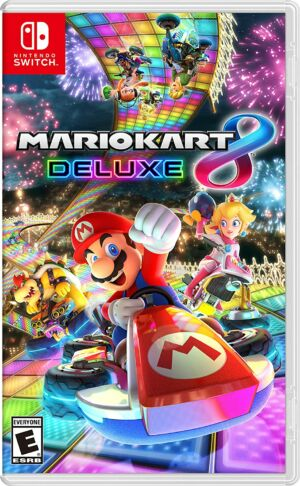 Mario Kart 8 Deluxe product image