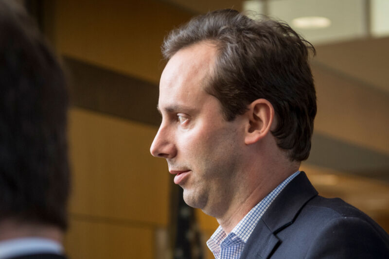 Anthony Levandowski in 2019.