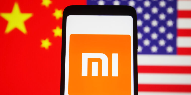 <p>Xiaomi along with the US government bury the hatchet, settle investment ban thumbnail