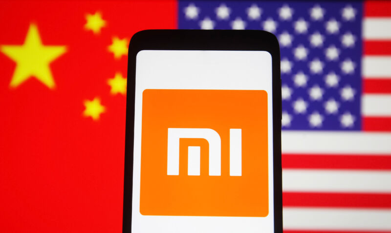 "Xiaomi denies ties to China's military, calls US ruling ""unconstitutional"""