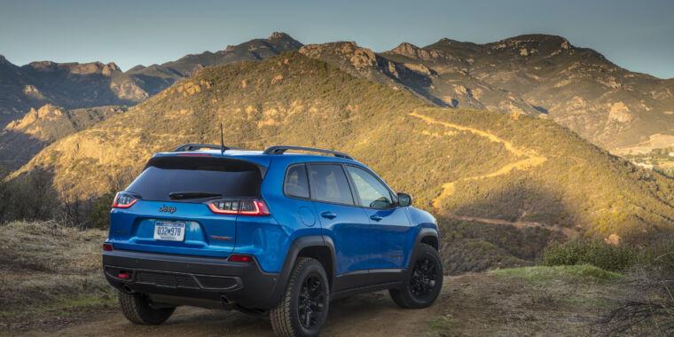 The Jeep Cherokee name