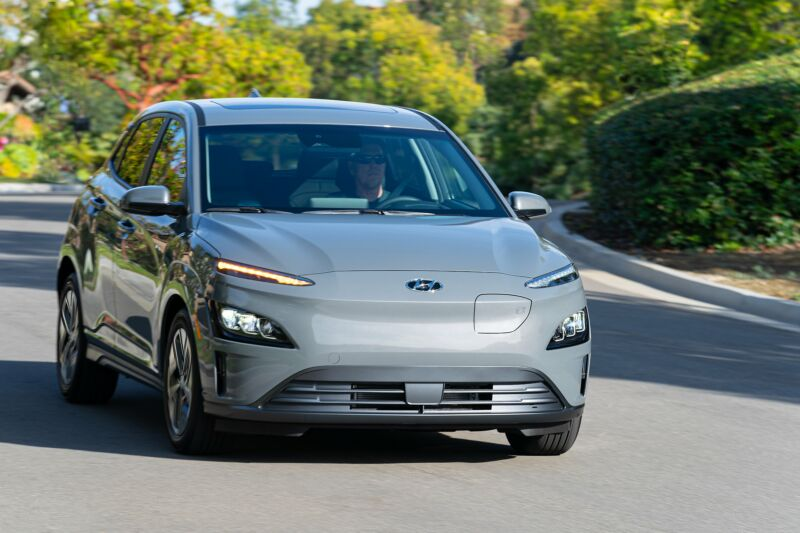 We were very impressed with the Hyundai Kona EV, but owners may feel a little put out by having to get a replacement battery.