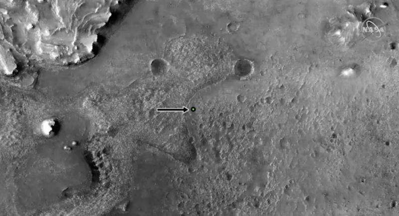 ماندگاری مریخ: کجاست و مراحل بعدی چیست