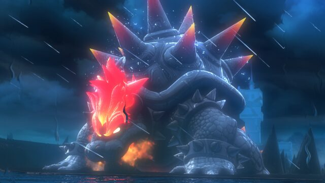 As the title implies, Bowser is pretty furious in <em>Bowser's Fury</em>.