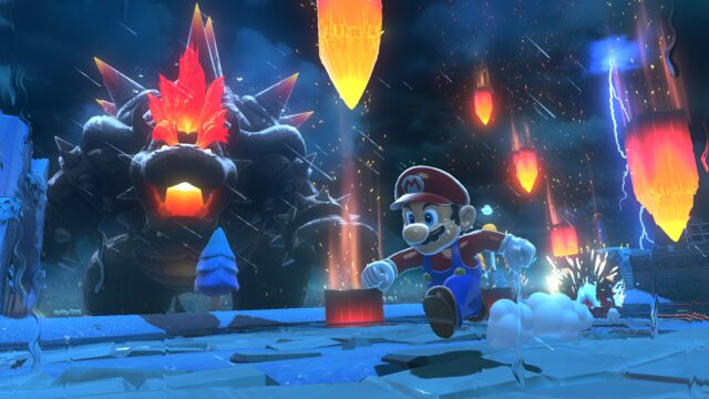 The recently released <em>Super Mario 3D World + Bowser's Fury</em>, meanwhile, is excellent and won't be delisted from stores anytime soon.