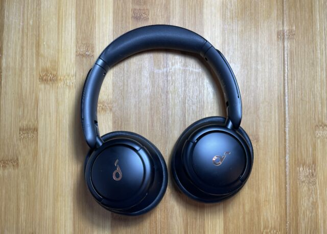 Anker's Soundcore Life Q30 is an impressive wireless noise-cancelling headphone that costs less than $100.