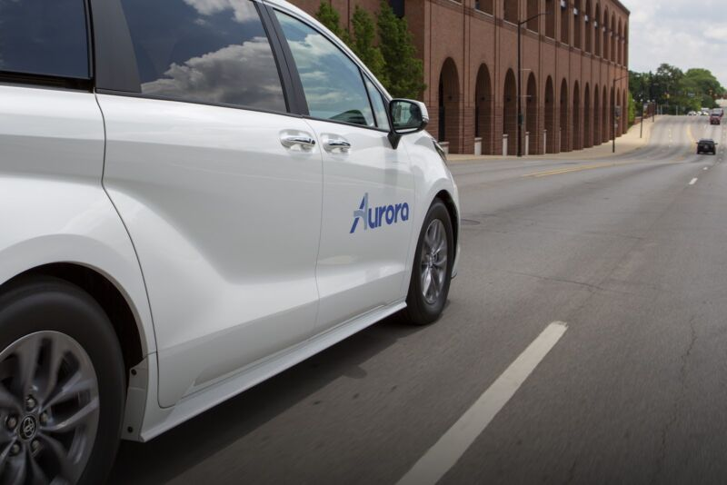 Months after buying Uber self-driving project, Aurora signs Toyota deal
