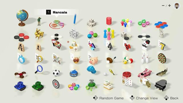 <em>Clubhouse Games</em> is a fabulous collection of familiar favorites.