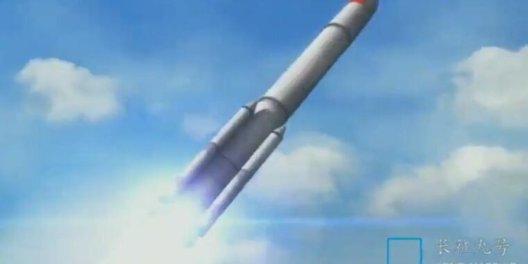 China officially plans to move ahead with super-heavy Long March 9 rocket