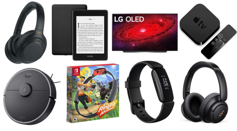 Today's best tech deals: LG OLED TVs, Amazon Kindle Paperwhite, and more