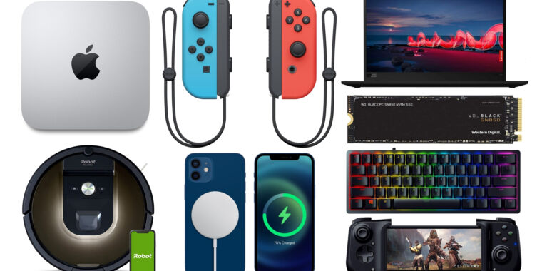 Today's best tech deals: Nintendo Joy-Cons, Apple's M1 Mac mini, and more - Ars Technica