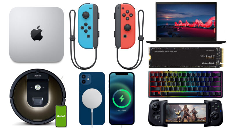 Today's best tech deals: Nintendo Joy-Cons, Apple's M1 Mac mini, and more