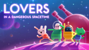 Lovers in a Dangerous Spacetime product image