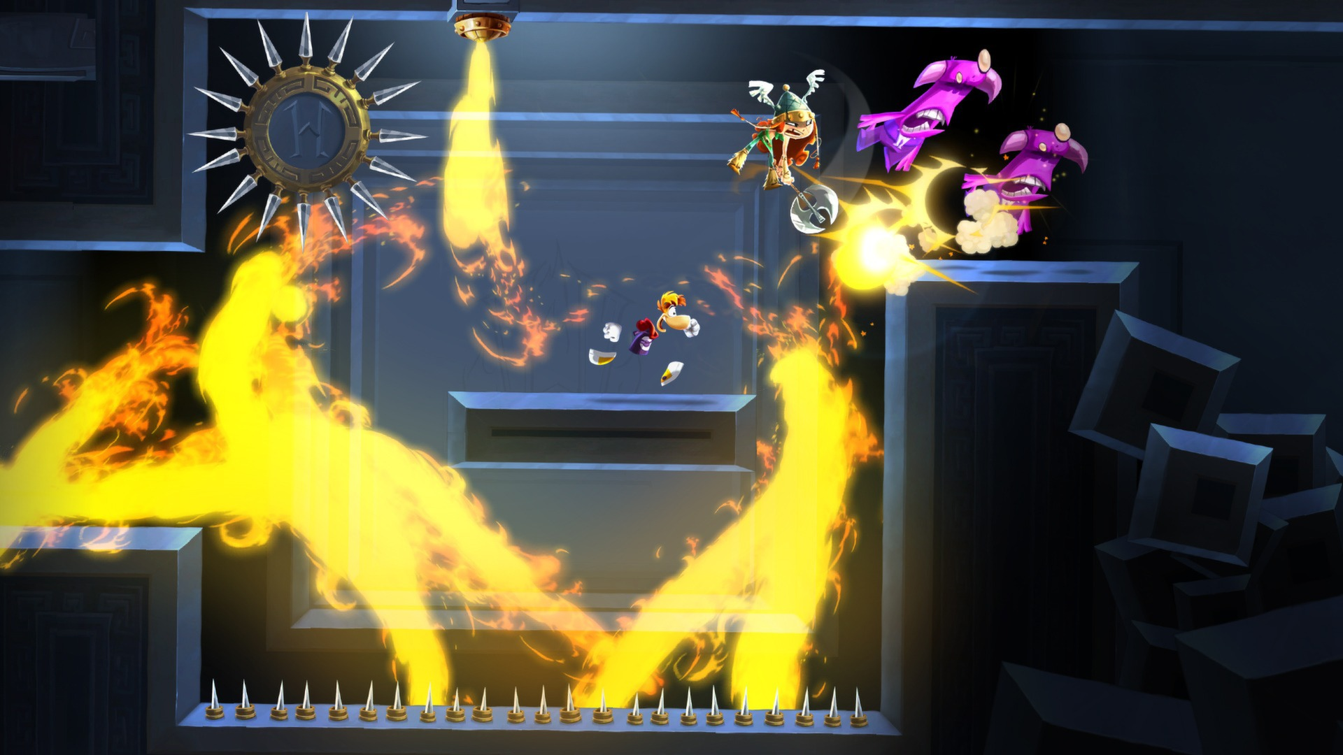 <em>Rayman Legends</em> is one of the finest 2D platformers of the 2010s.