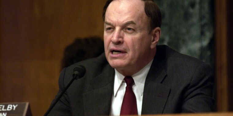 So long Senator Shelby: Key architect of SLS rocket won't seek reelection - Ars Technica