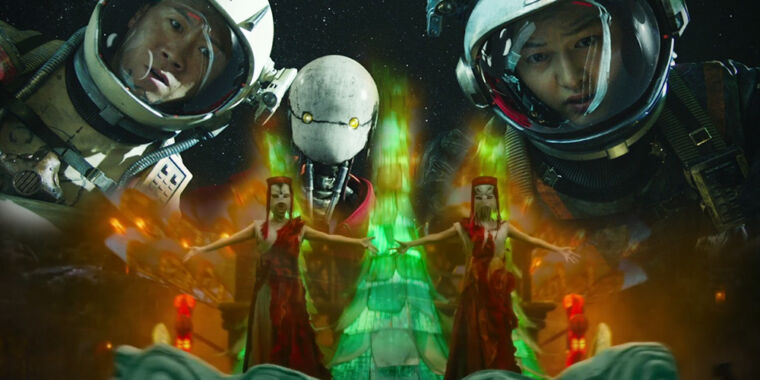Action-packed meta-fantasy, space opera herald a bright future for Asian film thumbnail