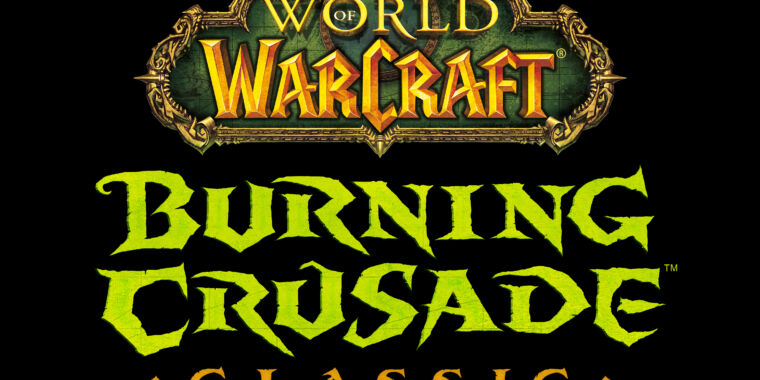 Burning Crusade Classic leaks ahead of BlizzCon - Ars Technica