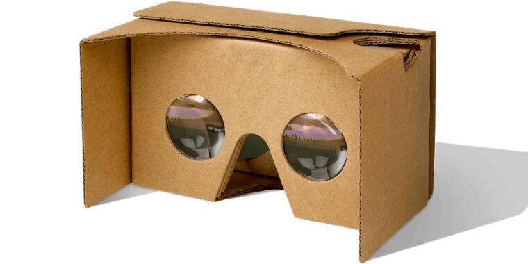 Google's VR dreams are dead: Google Cardboard is no longer for sale - Ars Technica