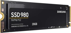 Samsung 980 SSD product image
