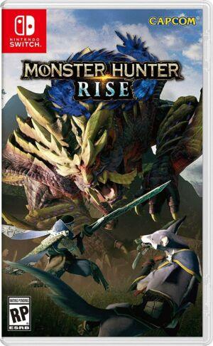 Monster Hunter Rise product image