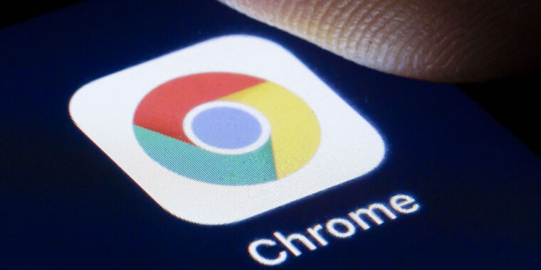 <p>Google Chrome ends its war on address bar URLs--for now, at least thumbnail