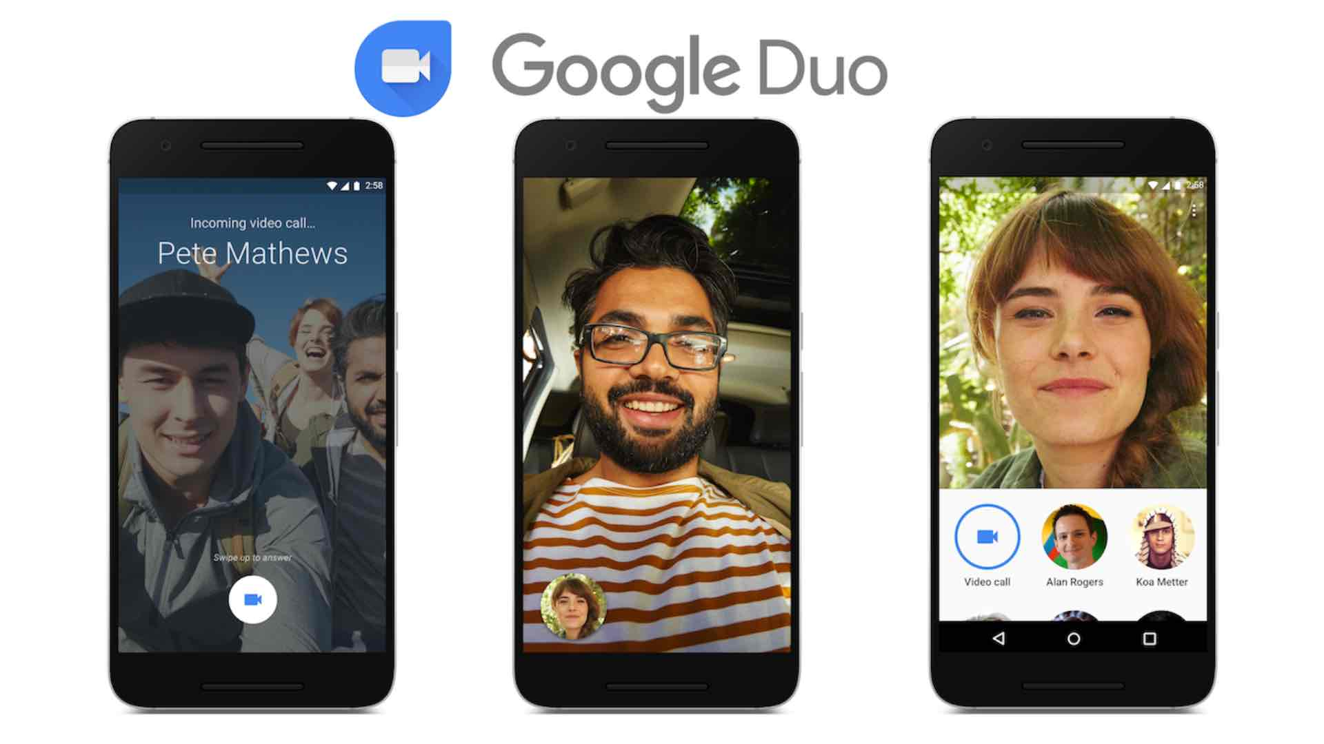 Google Duo is a video chat app that still exists.