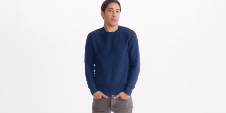 "Intel hires Justin Long to mock Macs in throwback to 2000s ""I'm a Mac"" ads thumbnail"